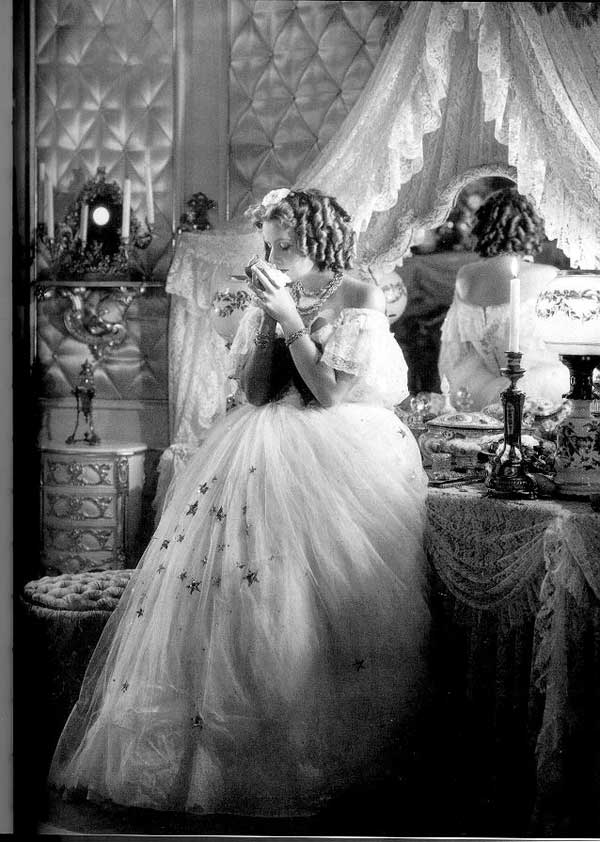 Greta Garbo as Marguerite Gautier in Camille