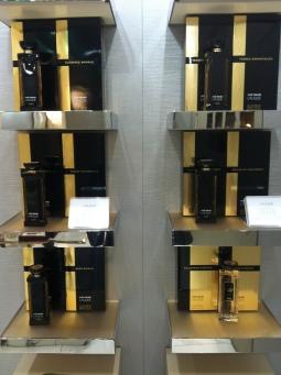 Lalique's La Collection Noir Premier, which I believe is exclusive to the Salon.