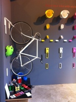 Cycloc (cycloc.com) clever and innovated storage solutions for often cramped London spaces