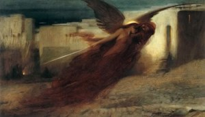 And There Was a Great Cry in Egypt by Arthur Hacker at istaweyr.wikidot.com