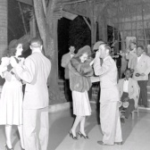 Couples dancing at a nightclub. Photograph by William Vandivert. Havana, Cuba, March 1942.