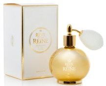 "Rêve de la Reine, Arty-Fragrance Elisabeth de Feydeau. Like a ""mille fleurs bouquet"", an olfactory chef d'œuvre of the 18th century, the Eau de parfum Rêve de la Reine transports us into a universe of modernised elegance.  While she was writing her book A Scented palace: the secret history of Marie-Antoinette's perfumer, she found in her archives the perfumer's form and the orders the Queen made to him."