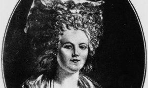 Rose Bertin.  Photo courtesy of missedinhistory.com
