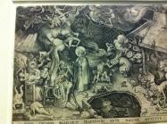 St James and the Magician Hermogenes, After Pieter Bruegel the Elder; engraved by Pieter van der Heyden, 1565