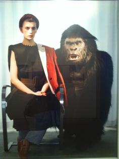 Robi Rodriguez: Bad Moon Rising 01, 2012. For Pop Magazine