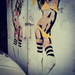 Street art in Shoreditch