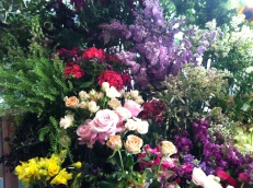 Beautiful blooms at That Flower Shop in Shoreditch