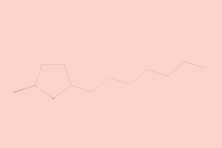 Gamma-undecalactone, Periscol, Peach Aldehyde, C14