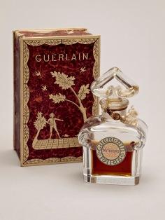 Guerlain Baccarat bottle - Mitsouko